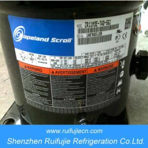Copeland Refrigeration Scroll Compressor (ZR11M3E-TWD-561) pictures & photos