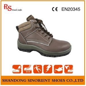 Western Cowboy Safety Boots RS005 pictures & photos