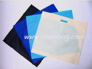 OEM and Sample Available Fashion Non Woven Bags for Promotion (YSNB06-006) pictures & photos
