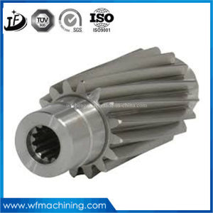 OEM Steel Compound/Worm/ Finishing Gears 45 Degree Precision Helical Gear pictures & photos