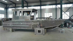 Aluminum Landing Craft Boat/Working Boat pictures & photos