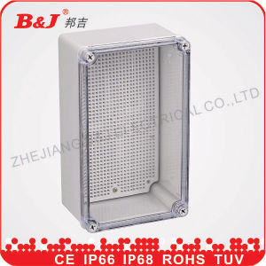 Plastic Electrical Switch Panel Boxes pictures & photos