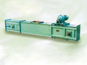 Horizontal Scraper Conveyor for Conveying Grain pictures & photos