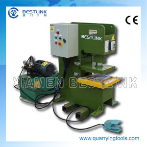 Sales Paving Tiles Hydraulic Stone Stamping Machine for Slabs pictures & photos