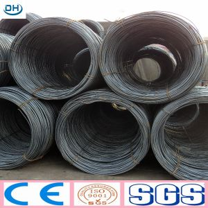 SAE1008 1018 1006 5.5mm 6.5mm 8.0mm 10.0mm Steel Wire Rod pictures & photos