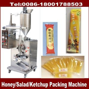 Honey Filling and Sealing Machine, Honey Packaging in Sachet pictures & photos