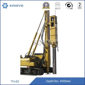 TH-60 Hydraulic Hammer Drill Piling Machine Pile Driver pictures & photos
