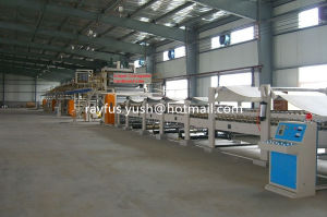 Nc Double Layer Conveyor Stacker by Computer-Control pictures & photos
