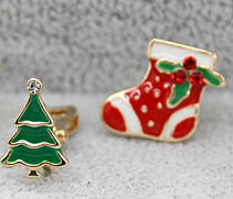 Christmas Jewelry/Christmas Earring/Christmas Tree (XER13365) pictures & photos