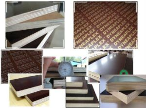 Marine Construction Waterproof Building Material Film Faced Plywood pictures & photos