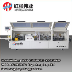 Make Door Trough and Cabinet Backboard Slot Edge Edge Banding Machine