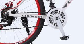26′′ Steel Disc Brake for Mountain Bicycle/Bike Wholesale (SH-MTB012) pictures & photos