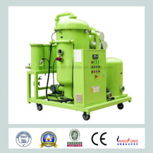 Ty-100 Turbine Oil Recycling Machine with Chongqing Lushuntec pictures & photos