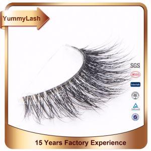 Wholesale High Quality Lash Custom Beauty Mink False Eyelashes pictures & photos