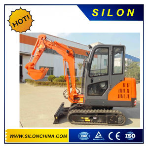 Silon Remote Control Small Crawler Excavator (NT25) pictures & photos