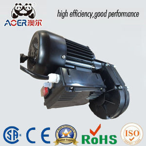 AC Single Phase Low Speed Electric Motor pictures & photos