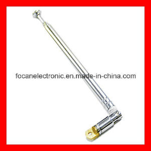 Telescopic Rod Antenna with Brass Base pictures & photos