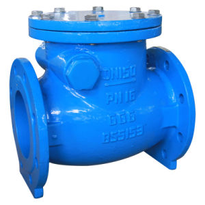 Swing Check Valve, Pn16 pictures & photos