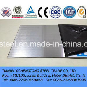 316L Stainless Steel Sheet with Hari Line Finish pictures & photos