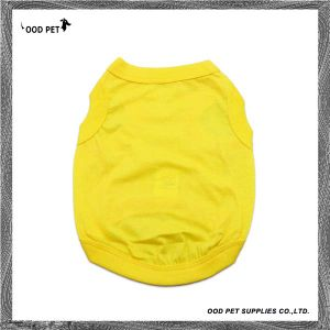 Stylish Designer Dog Apparel in All Sizes Dog Shirts Spt6003-6 pictures & photos