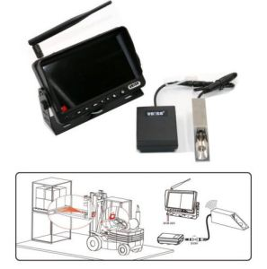 Forklift Parts Moitor Camera Wireless Security System pictures & photos