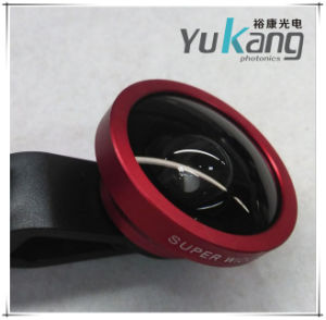 0.4X Clip Super Wide Angle Micro Lens for Mobile Phone