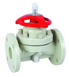 Pph Plastic Diaphragm Valve pictures & photos