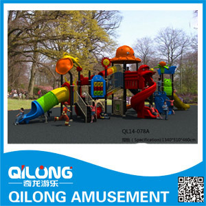 Kids Playground Equipment/Outdoor Playground (QL14-078A) pictures & photos