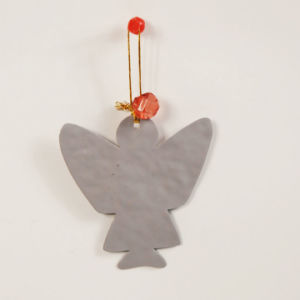 Metal Christmas Angel Decoration for Christmas Tree pictures & photos