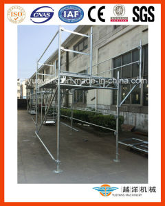 Layher Speedy Scaffolding System with as/Nz 1576 Standard pictures & photos
