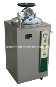 Competitive Price on Hospital Vertical Pressure Steam Sterilizer pictures & photos