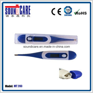 Electronic Digital Soft Tip Thermometer (MT 203) with 20 Memory pictures & photos
