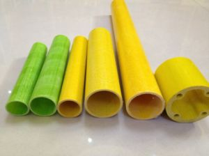 High Strength Colorful FRP Pultrusion Rod pictures & photos