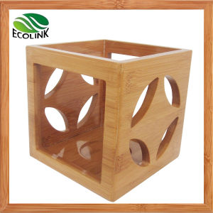 Bamboo Candle Holder Candle Stand pictures & photos