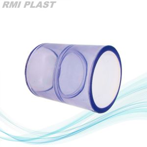 Clear PVC Pipe Fitting by DIN Pn16 pictures & photos