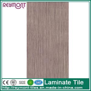 Hot Sale Wood Grain Thin Porcelain Floor Tile (TH52)