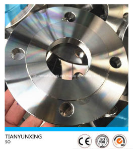 316L JIS So Slip on Stainless Steel Flanges pictures & photos