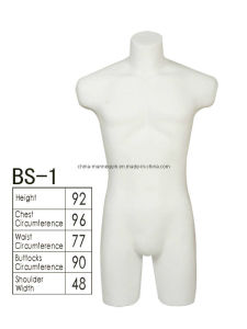 Male Mannequin Torso Display (BS-1)