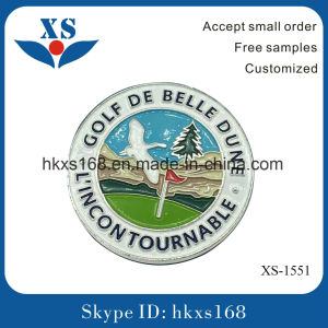 Soft Enamel Metal Badge for Police Badge Use pictures & photos