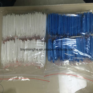 High Quality PE Folded Disposable Foot Cover with Arch Support pictures & photos