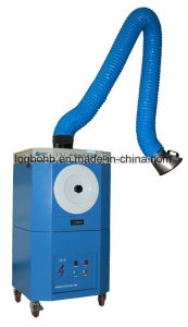 Industrial Use Welding Dust Collector with Double Fume Hoods pictures & photos