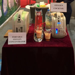 Oxygen Cocktail Oxygen Aroma Station pictures & photos
