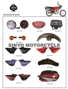 Bajaj Hot Sell High Quality Spare Parts pictures & photos