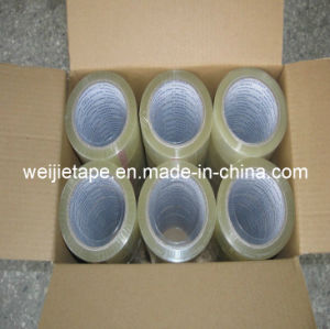 OPP Transparent Packing Tape-001 pictures & photos