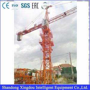 6tons Luffing Tower Crane Qtd4015 pictures & photos