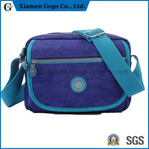 Leisure Single Shoulder Canvas Bag for Shopping School Student