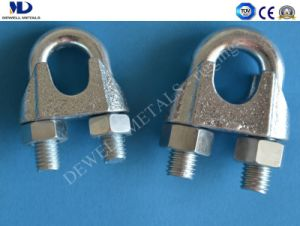 Electric Galv. Malleable DIN1142 Wire Rope Clip pictures & photos