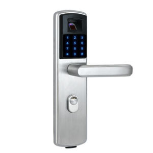 Electronic Fingerprint Lock for Security