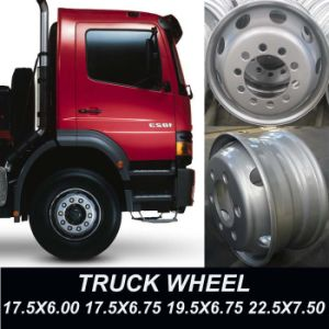 Truck Wheel 17.5X6.00 17.5X6.75 19.5X6.75 22.5X7.50 pictures & photos