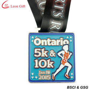 Custom Enamel Sports Medal (LM1001) pictures & photos